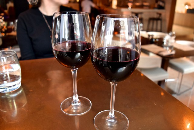 Italian Red Wine at Cucina Asellina, Covent Garden