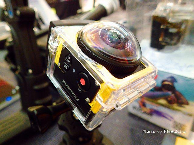 KODAK PIX PRO 360℃の画像&映像が撮れる面白カメラ