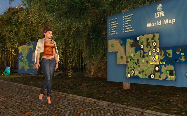 The History of Second Life - 5