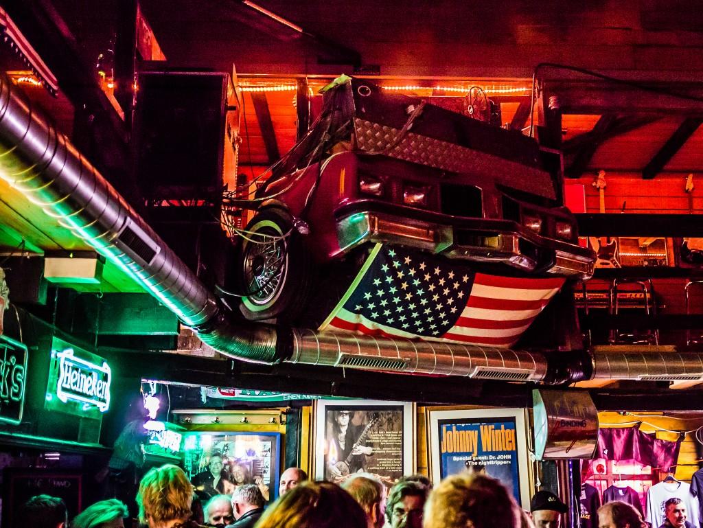 die blues garage