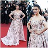 Rate her look :point_right: 1.... 10 Aishwarya Rai Bachchan in a Rami Kadi gown on the red carpet at Cannes.  :heart: :heart: :heart: :heart: . . #Instabollywood #instantbollywood #bollywood #india #indian #desi #mumbai #delhi #noida #gurgaon #bangalore #