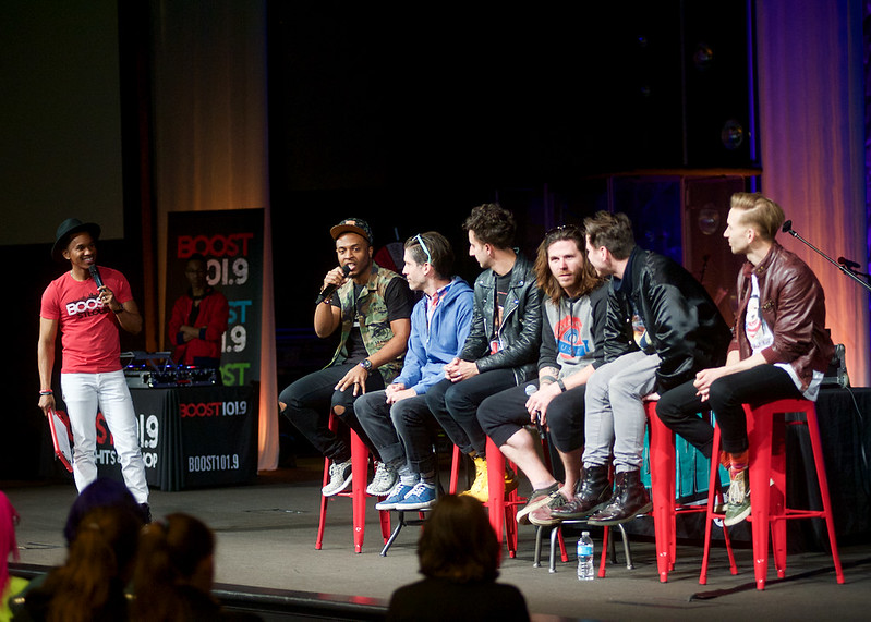 Family Force 5 & Flame Q&A
