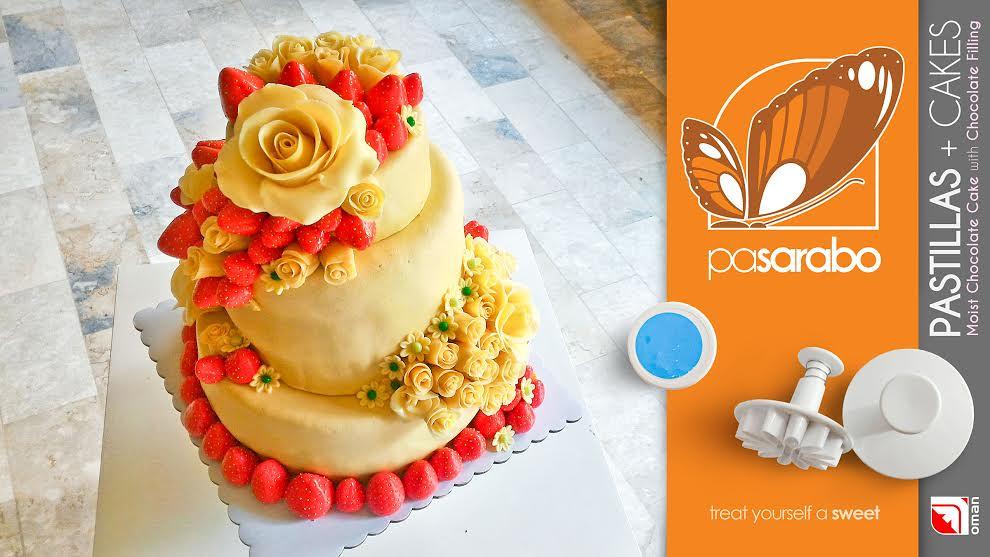 Jhun Murao's Lovely Cake
