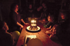 Jethro's 10th Birthday