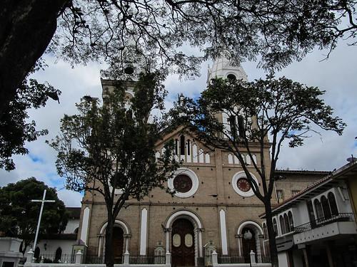 Loja: la Iglesia Santo Domingo