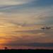 Fiumicino sunset