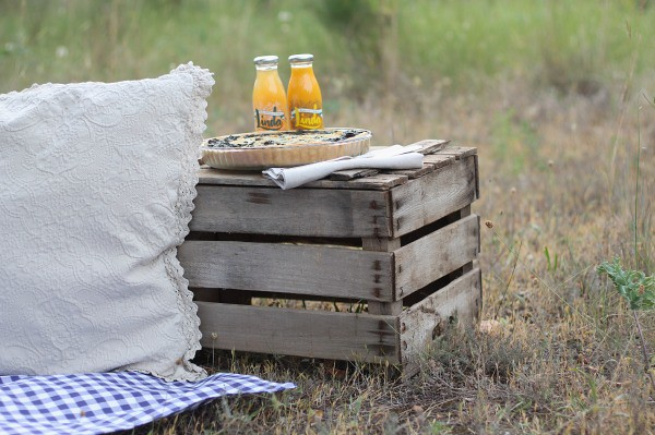 Desayuno al aire libre 4