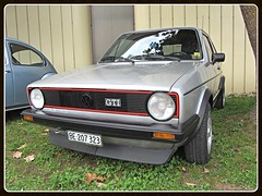 VW Golf GTI MkI, 1983