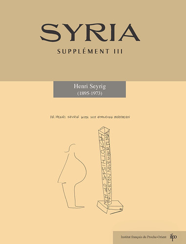 Syria, supplément III, 2016