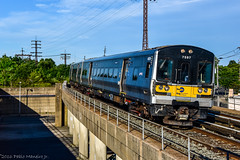 MTA Long Island Rail Road Bombardier M7 #7597