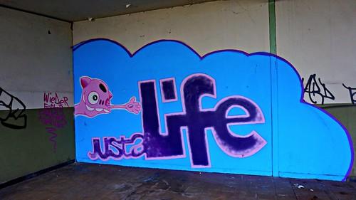 JustaLife Graffiti