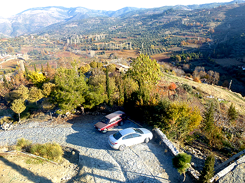 Travellers being able to have their own vehicles is a distinct advantage when travelling around Turkey as they get to see attractions and sights in remote and off the beaten path that the Mass Tourists don't get anywhere near to.