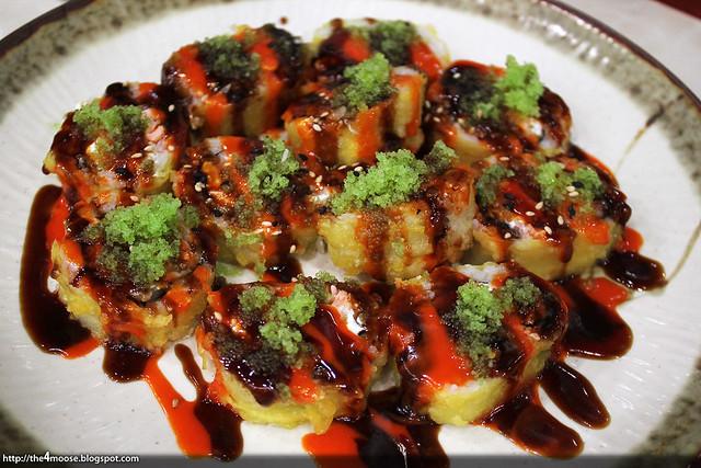 Domo Sushi - Bamboo Roll