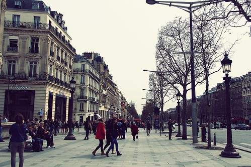 the city, Paris, France