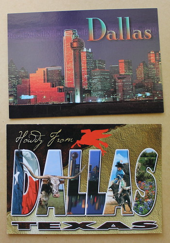 Dallas Postcards