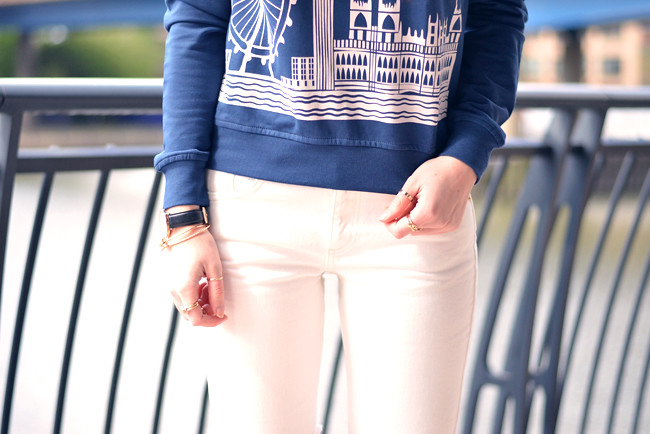 London sweater Miista shoes 2