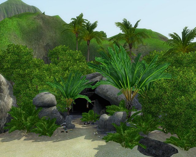 SimGuruSarah's 1st Isla Paradiso Pic!