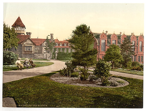 [The museum, Maidstone, England]  (LOC)