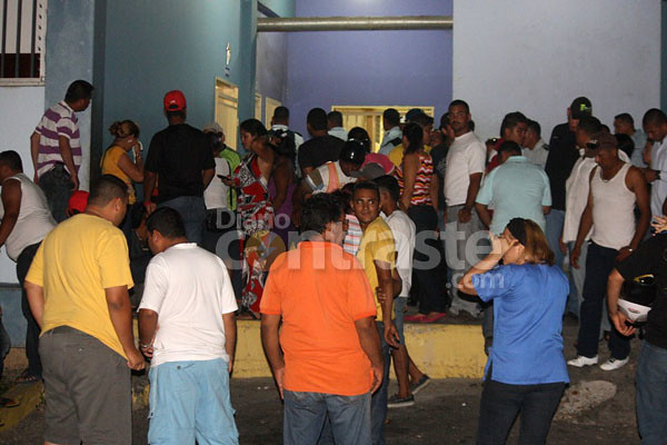 Enfrentamiento Santa Bárbara