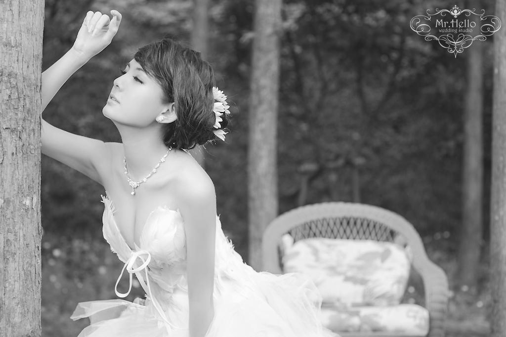 婚紗寫真-Vicky魚兒