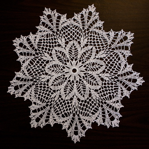 Doily by MossyOwls
