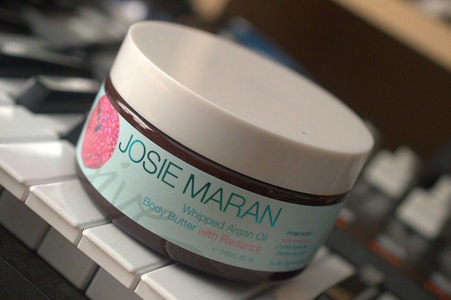 Josie Maran Whipped Argan Oil Body Butter with Radiance
