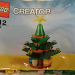 Christmas Tree Polybag (30186)
