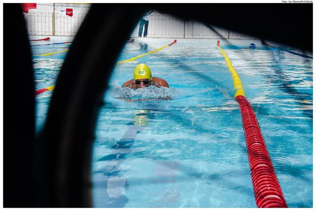 Paratleta ol mpico ivanildo vasconcelos no campeonato de for Piscina olimpica barcelona