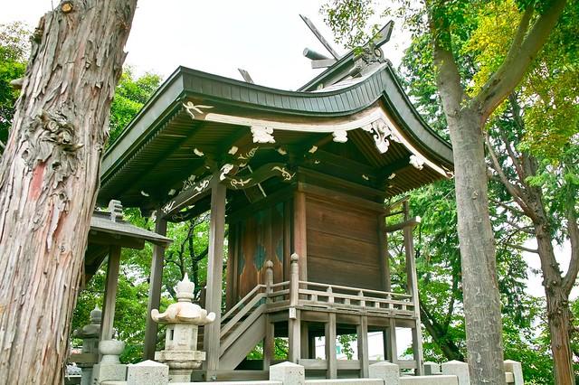 穴場神社 #6