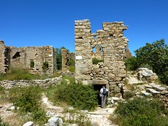 Les étranges ruines d'Occi