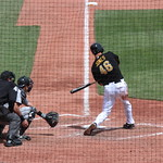 Garrett Jones 1B  46 Pittsburgh Pirates