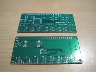 Taskmaster PCBs