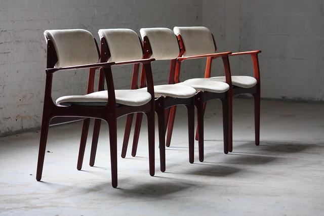 ... Dining Chairs (O.D. Mobler, Denmark, 1960s) Flickr - Photo Sharing