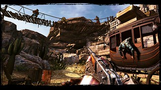 Call of Juarez : Gunslinger - Screenshot 2