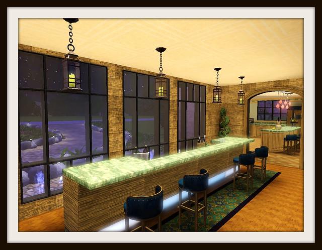 Walkway Bar
