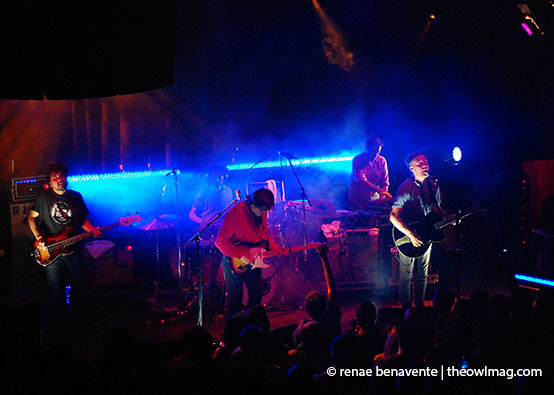Rogue Wave @ The Independent, SF 07/12/2013