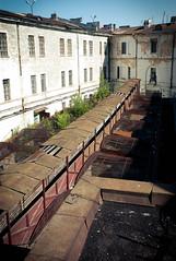 Patarei prison courtyard