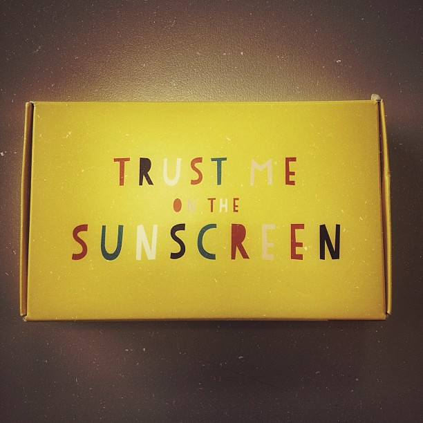 #wear #sunscreen #one #tip #future #certain #inalienable #truth #reasonable #sgt
