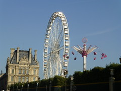 Fun @ Jardin de Tuileries