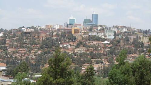 Kigali. The development was amazing.