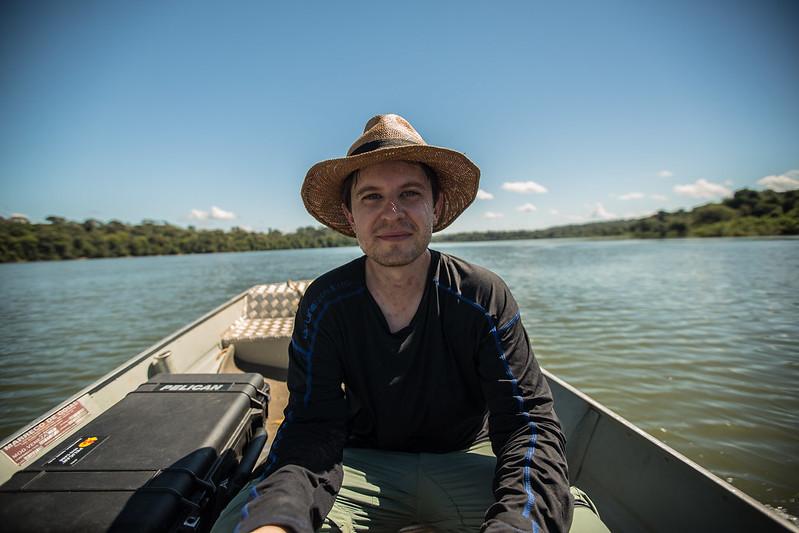 Rio Juruena - Amazônia