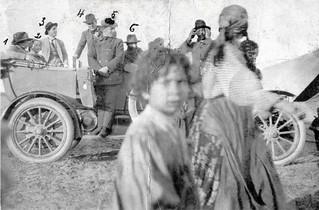 Argentine vers 1925, région de Corrientes - Argentina. 1925