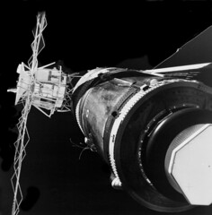 Skylab Station Damage As Seen By The First Crew