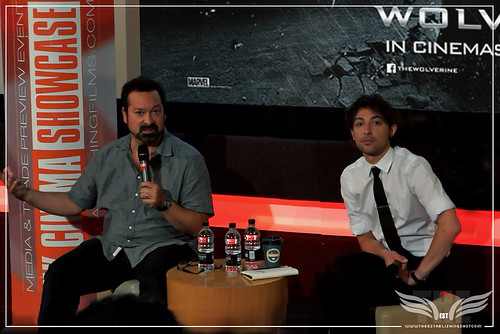 The Establishing Shot: DIRECTOR JAMES MANGOLD TALKS THE WOLVERINE & HOST ALEX ZANE by Craig Grobler