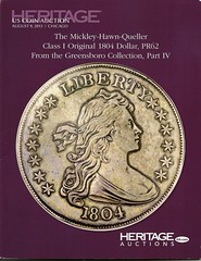 Heritage Mickley Dollar monograph