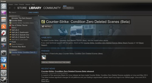 Counter-Strike: Condition Zero Deleted Scenes (Linux / Steam)