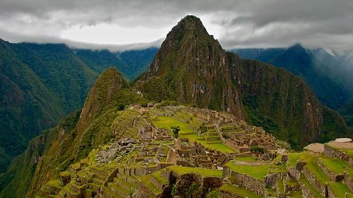 mountains peru southamerica inca cuzco clouds day cloudy machupicchu huaynapicchu miguelyn bestcapturesaoi elitegalleryaoi vigilantphotographersunite vpu2