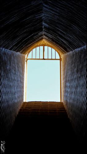 light architecture dark ancient view iran perspective persia spotlight aqueduct ایران khorasan qanat معماری باستانی gonabad گناباد قنات khorasanrazavi iranmap iranmapcom ایرانمپ iranmapnet