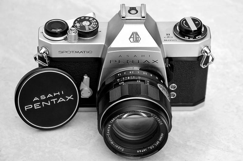 Asahi Pentax Spotmatic II - 1971