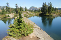 Rampart Lakes and Lila Lakes, 9/8/13
